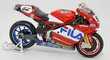 Ducati 999 James Toseland # 52 Race Bike Maisto 1/18 Motorcycle FREE SHIPPING!
