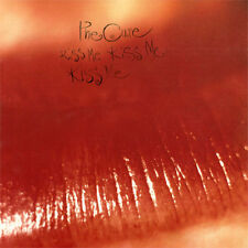 THE CURE Kiss Me Kiss Me Kiss Me CD NEW Remastered By Robert Smith