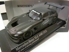 Minichamps 1:43 Mercedes AMG SLS GT3 '45 Years Driving Academy' 2012 410133200