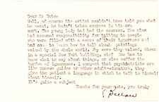 Letter from Saul Bellow, Canadian-American writer and winner of Nobel ... Lot 13