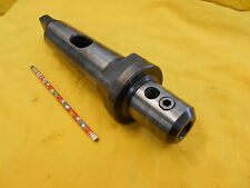 "6 MORSE TAPER - 7/8"" END MILL HOLDER horizontal boring mt milling tool BAKUER"