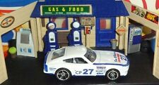 Hot Wheels Loose Datsun 240Z (White Version)