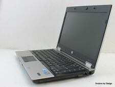 """**USED**Refurbished HP EliteBook 8440p / 14.1"""" Display Notebook PC / Win 7 Pro"""