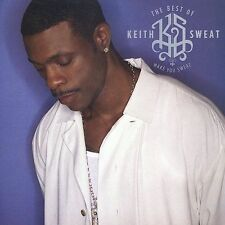 THE BEST OF KEITH SWEAT: MAKE YOU SWEAT (NEW CD)
