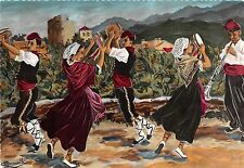 BR27747 Le Roussillon recorriendo el roselon dances costume folklore pain france