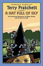 A Hat Full of Sky-ExLibrary