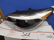 14 15 Kia Soul DRIVER Side Halogen Headlight front light #322
