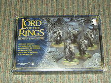 Lord of the Rings Strategy Battle Game - Morgul Knights Box Set - Complete