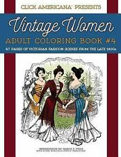 Vintage Women : Victorian Fashion Scenes from the Late 1800s by Click...