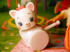 Disney Rement Aristocats Marie Walking Toy fits Fisher Price Loving Family Dolls