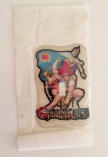 Vintage Burger King Thundercats Light Switch Plate Cover Sticker Kids Meal Promo