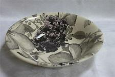 Andrew Tanner Royal Stafford Clematis Floral Lilac Purple Large Serving Bowl