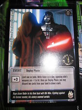 STAR WARS CCG JEDI KNIGHTS CARD MINT/N-MINT 1ST DAY 45C COM YOU SHOULD NOT HAVE