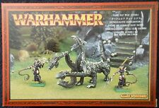 2000 Dark Elf guerra Hydra Games Workshop Ejército de los Elfos Drow warhammer D&D Monster MIB