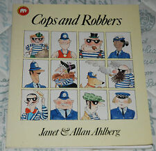 COPS AND ROBBERS -Janet & Allan Ahlberg; Picture Mammoth p/b, 1998