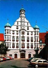 Memmingen im Allgäu , Rathaus , Ansichtskarte ungelaufen