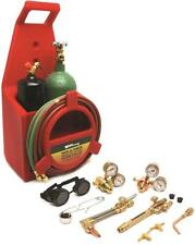 "NEW FORNEY 1753 VICTOR ""TOTE A TORCH"" OXY ACETYLENE WELDING KIT SET 8912776"