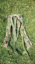 USGI MOLLE II FRAME SHOULDER STRAPS WOODLAND CAMO (NO LOWER STRAPS)