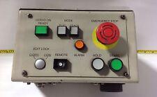 YASKAWA MOTOMAN ROBOT XRC REMOTE BOX JZRCR-XPB01