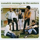Canada's Message To The Meters - Frank Motley & King Herbert (Jazzman CD)