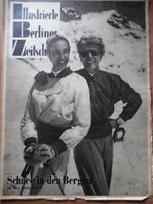 WELTSPIEGEL 50-1950 Fußball Deutschland-Schweiz 1:0 Berlin Mode + Radio-Programm