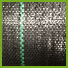 50m² HEAVY DUTY WEED CONTROL FABRIC MEMBRANE GROUND SHEET COVER GARDEN