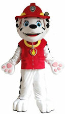 New Paw Patrol Mascot costume adult for kids party function Marshall Skye Chase