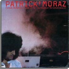Patrick Moraz - Future Memories Live on TV - New, Sealed 1979 LP Record!