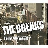 Various Artists - Breaks NEW - (Original B Boy Street Funk and Block Party...