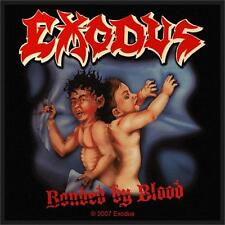 EXODUS - BONDED BY BLOOD PATCH - BRAND NEW - MUSIC BAND 2192