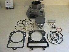 Complete Top End Cylinder Kit For a  Kawasaki KLF300C Bayou 4x4 1989-2005
