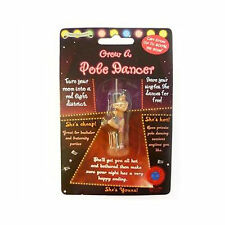 Novelty Grow Your Own Pole Dancer Adult Stag For Men Diabolical Funny