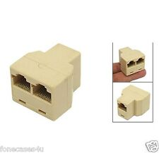 Ethernet RJ45 Internet Network Splitter for Starview 6 Internet Box