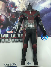 1/6 Hot toys Ant-man ( Antman Civil War ) MMS362 - nude body & armor only
