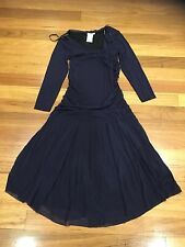 Portmans dress Size M Size 10 Black Lace New With Tag Bnwt