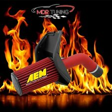 AEM 21-478WR COLD AIR INTAKE WRINKLE RED for SUBARU IMPREZA WRX/WRX STI 2.5L H4