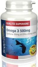 Omega 3 500mg   180 capsule (S155)