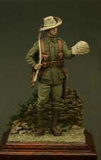 Tommy's War 1:32 54mm WWI Private Australian Imperial Force Gallipoli #TW54015