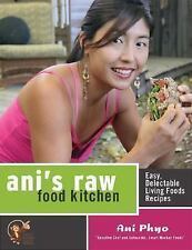 Ani's Raw Food Kitchen: Easy, Delectable Living Foods Recipes - Free Shipping