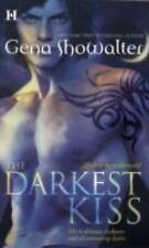 The Darkest Kiss by Gena Showalter (2008 Paperback Lords of the Underworld Serie