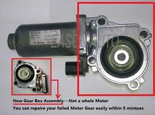 BMW x3 x5 Transfer Case Motor Actuator Gear Box 27107566296