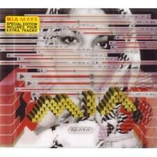 "M.I.A. ""MAYA (LIMITED EDITION)"" CD NEU"