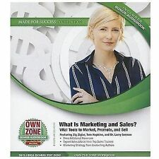 Made for Success: What Is Marketing and Sales? : Vital Tools to Market,...