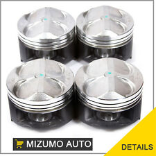 "JDM HONDA CIVIC TYPE-R B16B CTR Si B16A2/A3 ""STD"" High Performance Pistons+Rings"