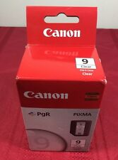 Genuine CANON Pixma PGR 9 Clear Ink Cartridge Brand New