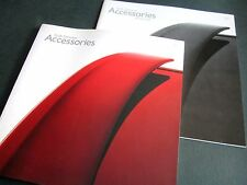 SAAB ACCESSORIES - 2007 UK BROCHURE & PRICE LIST  9-3/ 9-5/ Hirsch/ Estate/Aero