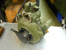 Yanmar L48 L48AE Diesel Engine w/ Electric Start Military OD Green