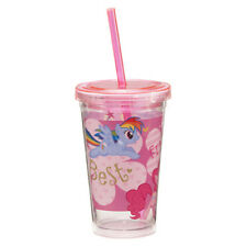 My Little Pony 12 oz. Acrylic Travel Cup NEW Toys Mug Cups Container