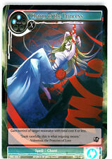 Charm of the Princess FOIL SKL-036 - R - 1st Edition FoW M/NM Force of Will
