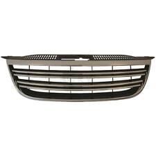 Sportgrill Kühlergrill Grill VW Tiguan Bj. 07-11 ohne Emblemaufnahme 1047564